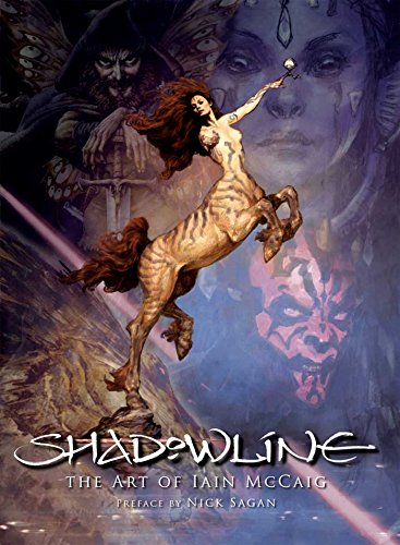 9781933784243: Shadowline: The Art of Iain McCaig