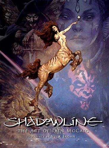 9781933784243: Shadowline: The Art of Iain McCaig