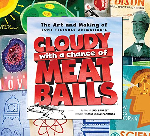 9781933784892: Art and Making of Cloudy with a Chance of Meatballs