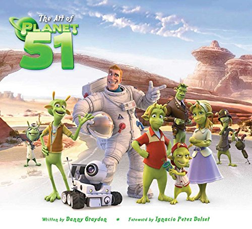 9781933784977: The Art of Planet 51