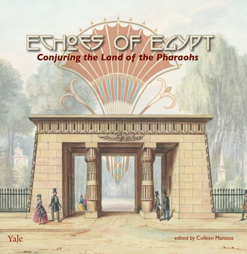 Echoes of Egypt: Conjuring the Land of: Manassa, Colleen