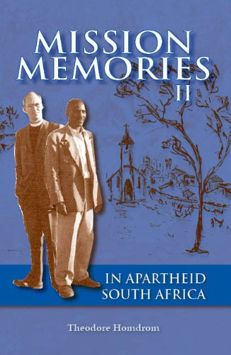 9781933794198: Mission Memories: In Apartheid South Africa