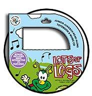 Junior Jukebox Read Along Totebook and Music CD Lots of Legs (Totebook and Music CD, 13 of 24): PC ...