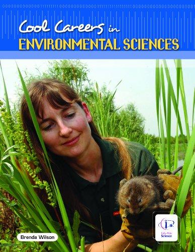 Cool Careers in Environmental Sciences (6-8): Brenda Wilson
