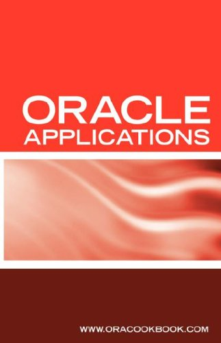 9781933804279: Oracle Application Server Interview Questions: Unauthorized Oralce Fusion: Unauthorized Oralce Fusion Certification Review