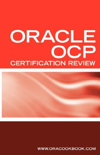 9781933804309: Ultimate Unofficial Oracle OCP Certification Review Guide: Oracle Certified Professional Job Interview Questions