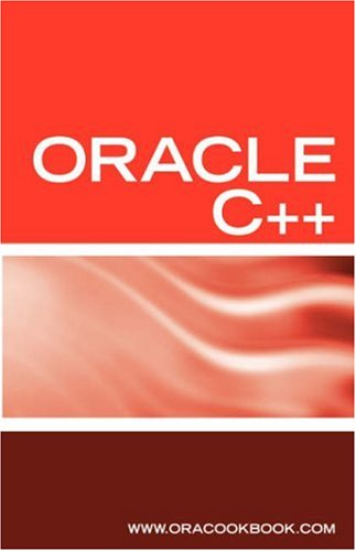 9781933804323: Oracle C++ Programming Interview Questions, Answers, And Explanations: Oracle C++ Programming Certificatation Review