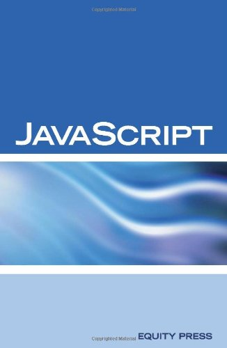 9781933804569: JavaScript Interview Questions, Answers, and Explanations: JavaScript Certification Review
