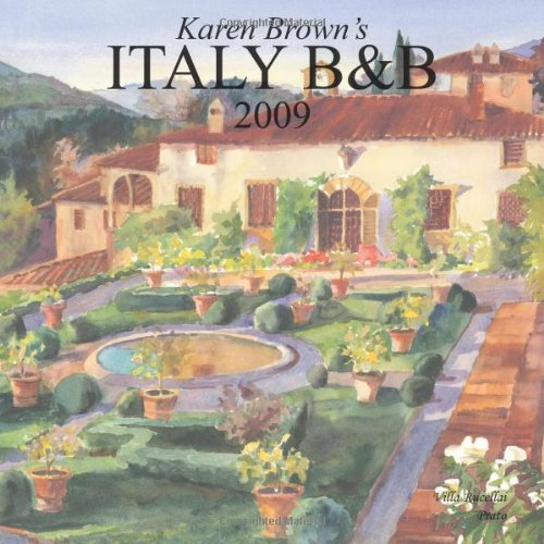 Karen Brown's Italy Bed and Breakfast 2009: Nicole Franchini