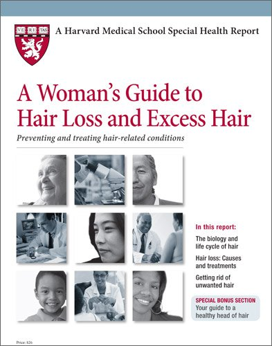 9781933812670: Harvard Medical School A Woman's Guide to Hair Loss and Excess Hair