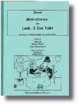 9781933814032: French Mini-Stories and Extended Reading for Look, I Can Talk More