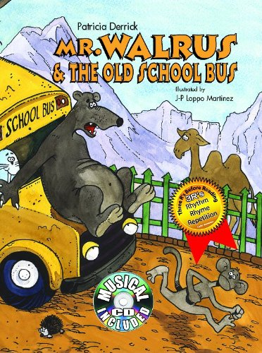 9781933818139: Mr. Walrus and the Old School Bus
