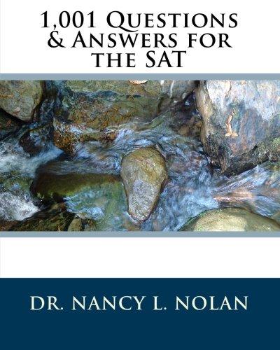 1,001 Questions & Answers for the SAT - Nolan, Dr. Nancy L.