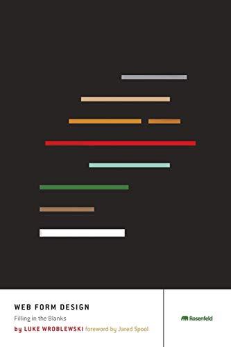 9781933820248: Web Form Design: Filling in the Blanks