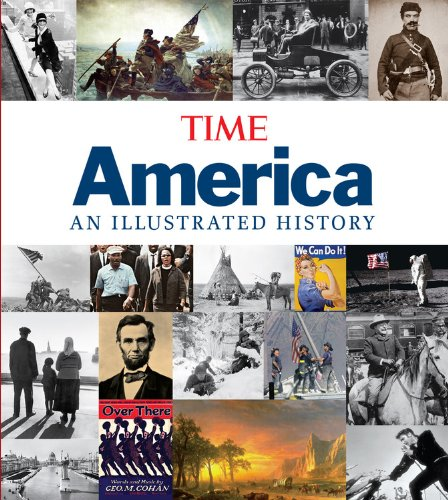 9781933821245: TIME AMERICA: AN ILLUSTRATED HISTORY