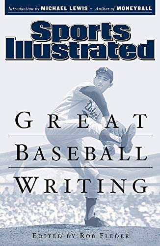 9781933821818: Sports Illustrated: Great Baseball Writing