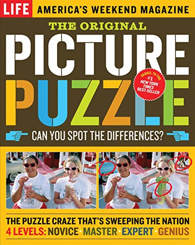 The Orignal Picture Puzzle: Editors of Life Magazine