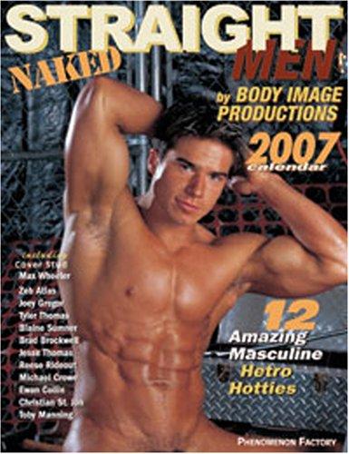 9781933841052: Naked Straight Men 2007 Calendar