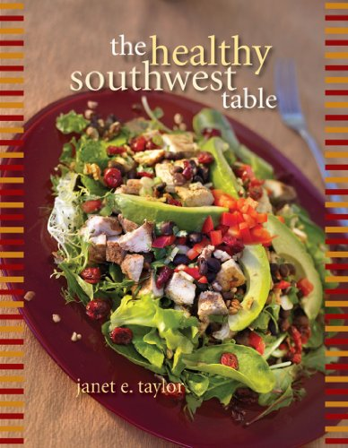 9781933855011: The Healthy Southwest Table