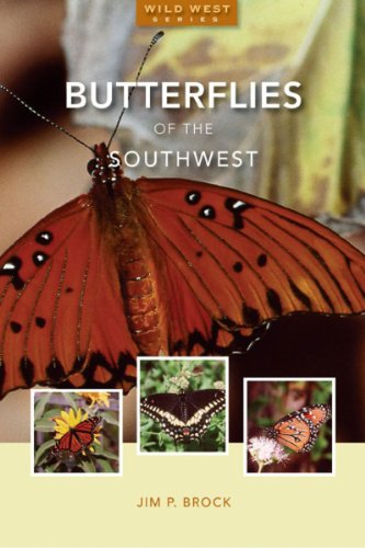 9781933855158: Butterflies of the Southwest (Natural History Series)