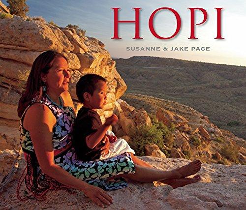 Hopi: Jake Page; Susanne