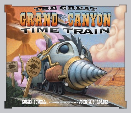 9781933855639: Great Grand Canyon Time Train