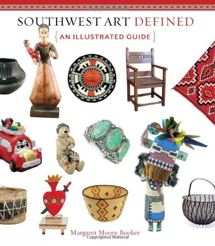 9781933855752: Southwest Art Defined: An Illustrated Guide