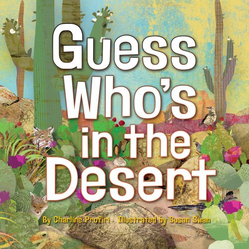 9781933855790: Guess Who's in the Desert
