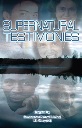 9781933858029: Supernatural Testimonies