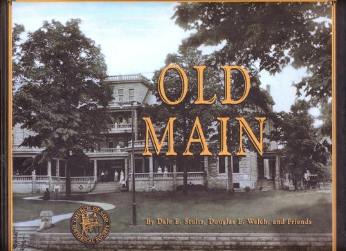 9781933858418: Old Main: From History to Metaphor