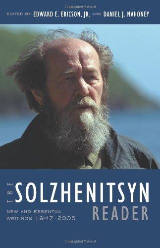 9781933859002: Solzhenitsyn Reader