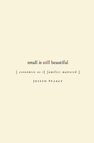 9781933859057: Small is Still Beautiful