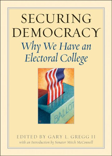 "an introduction to the electoral college letter Letter to the editor 2016 presidential election ""this electoral college was built into the us constitution because the country's founders were."