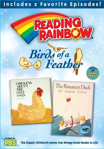 9781933863528: Reading Rainbow: Birds of a Feather