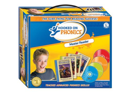 9781933863771: Hooked on Phonics Master Reader
