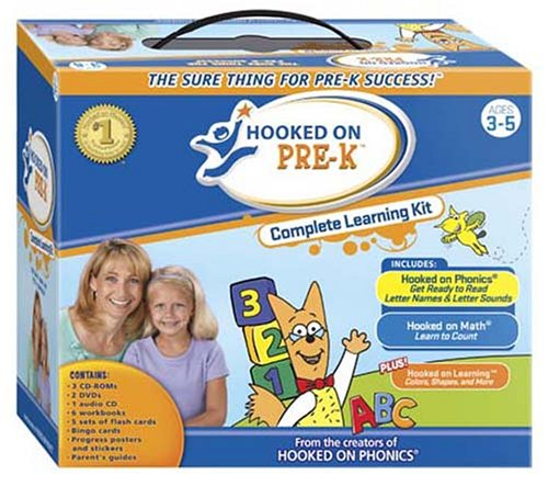 Hooked on PreK Deluxe Edition: Hooked on Phonics