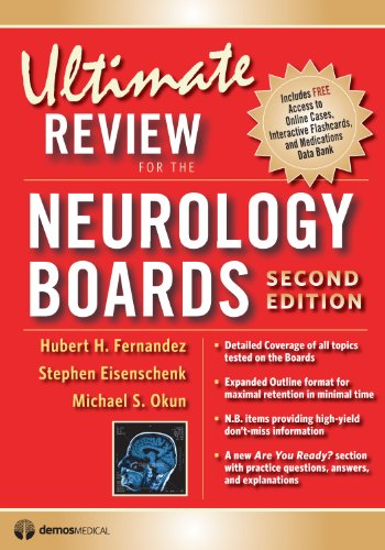 9781933864204: Ultimate Review for the Neurology Boards