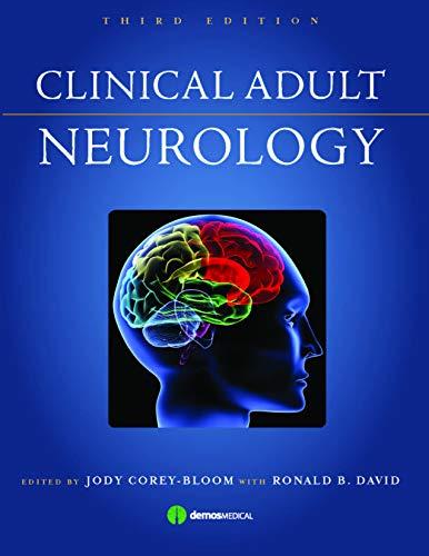 9781933864358: Clinical Adult Neurology, 3rd Edtion