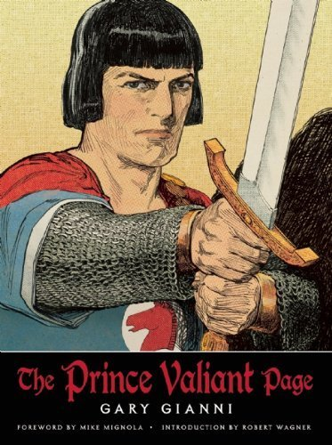 THE PRINCE VALIANT PAGE: Gianni, Gary