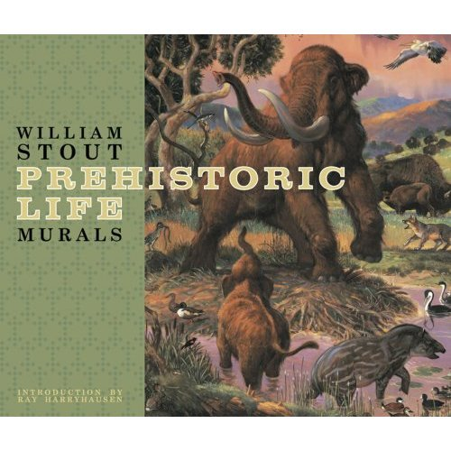 9781933865119: PREHISTORIC LIFE MURALS [Signed, Limited Edition]