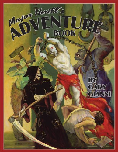 9781933865188: Major Thrill's Adventure Book