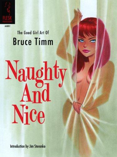 9781933865409: Naughty And Nice: The Good Girl Art of Bruce Timm