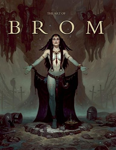 9781933865492: The Art of Brom