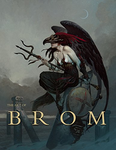 9781933865508: Art of Brom (Publishers Edition)