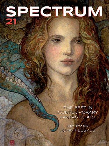 9781933865584: Spectrum 21: The Best in Contemporary Fantastic Art