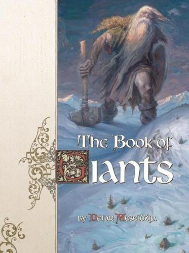 The Book of Giants (Hardcover): Petar Meseldzija