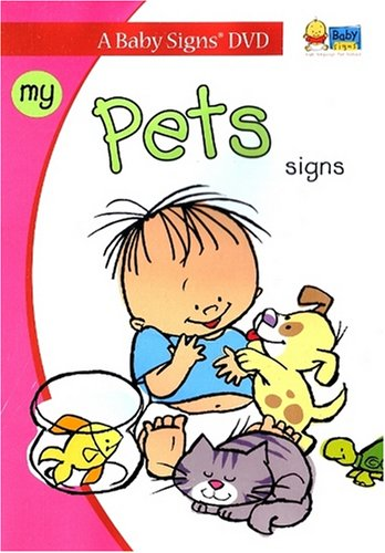 9781933877075: Baby Signs My Pets Signs (I Can Sign)