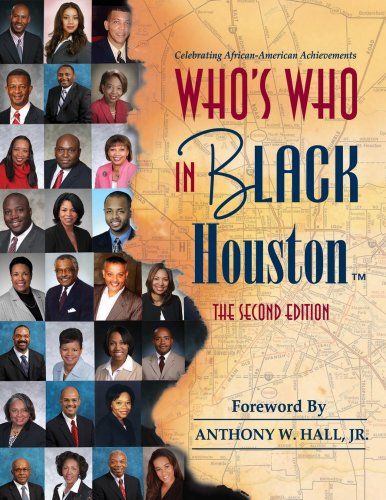 Who's Who In Black Houston: C. Sunny Martin