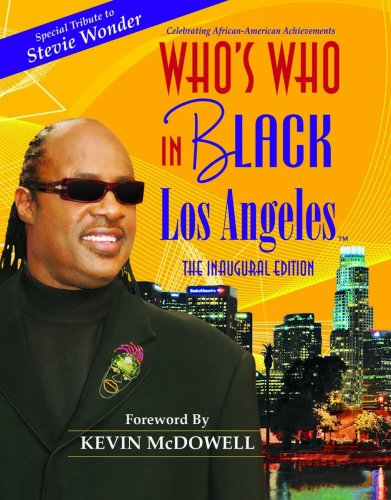 9781933879598: Who's Who in Black Los Angeles: The Inaugural Edition