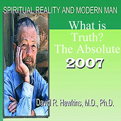 9781933885513: What is Truth? The Absolute, CD set